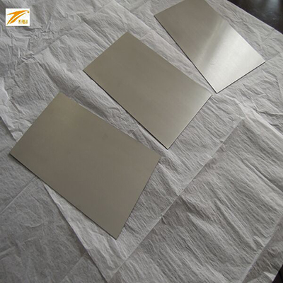 ASTM F136 medical titanium plate(sheet)