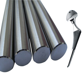 Titanium Bar for Bone Joint