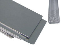 titanium plate(sheet) for heat exchanger