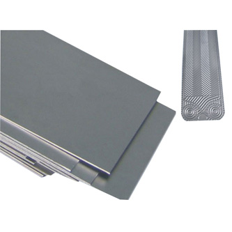 titanium plate(sheet) for heat exchanger