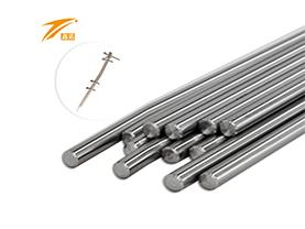 Titanium Bar for Bone Screw