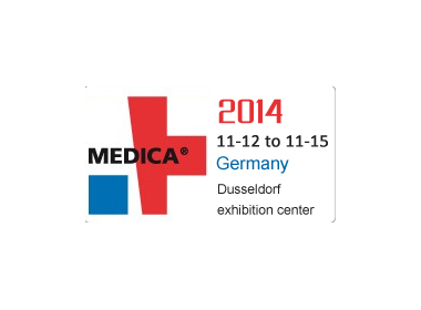 Our Company Visited Actively In The MEDICA 2014