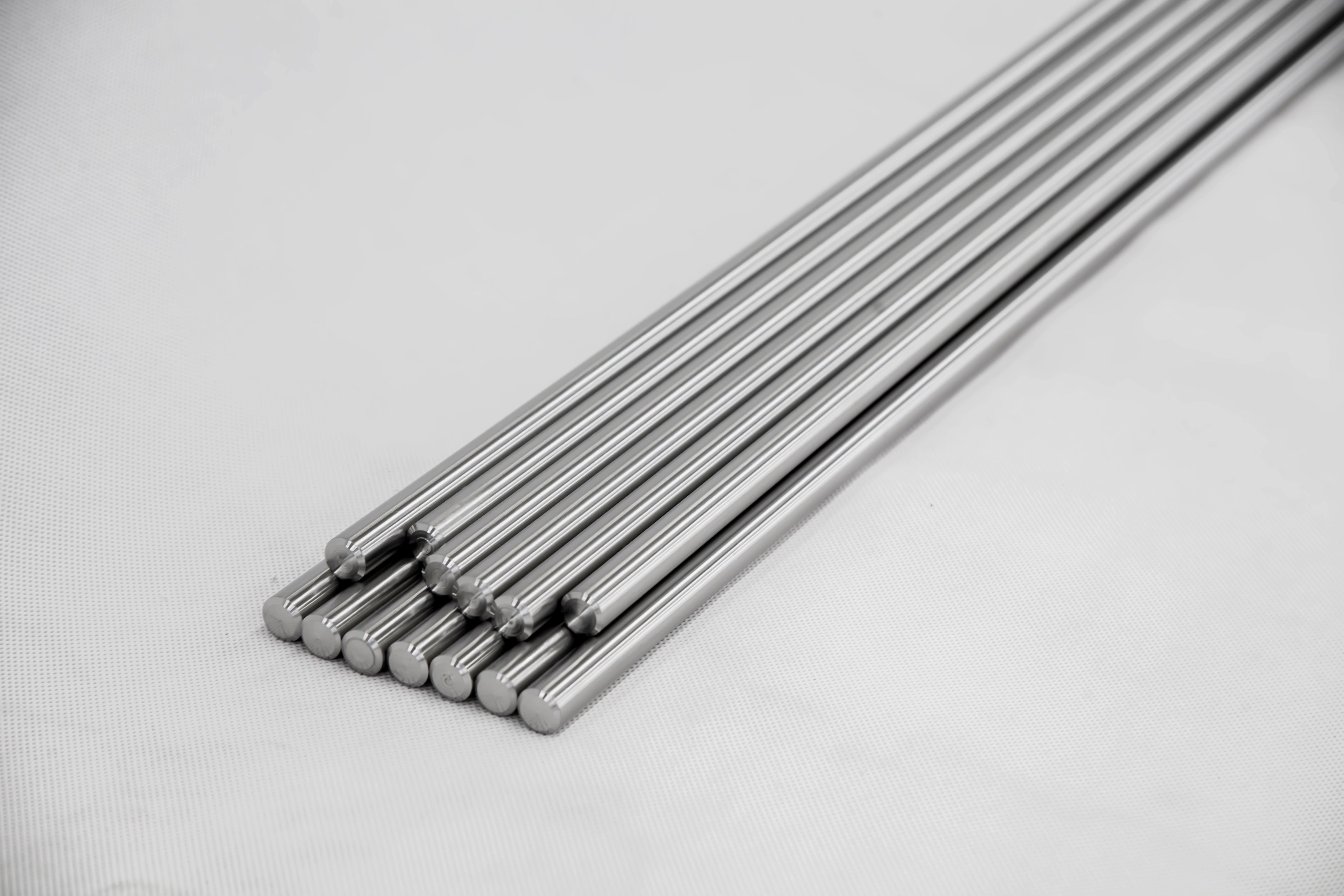 Titanium Hollow Bar